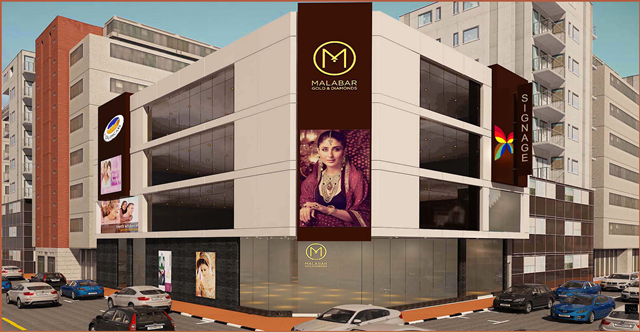 Malbar Showroom & Offices